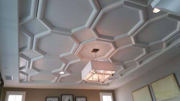 Decorative Ceiling Treatment 52
