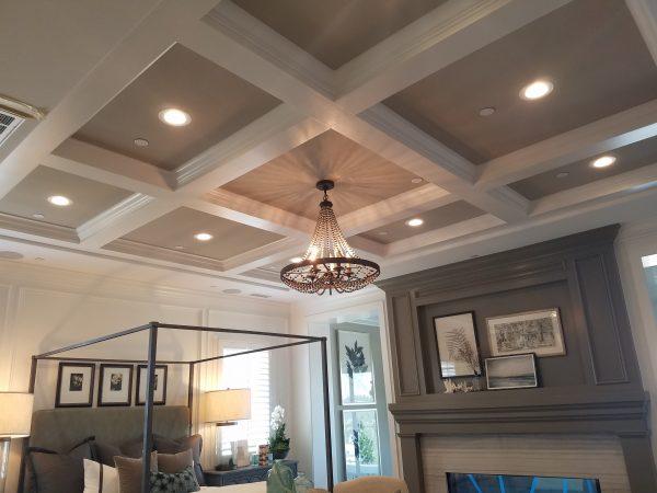 Decorative Ceiling Treatment 19