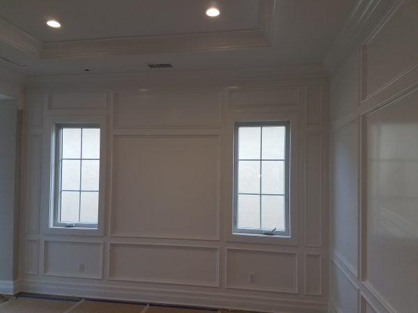 Decorative Wall Treatment 9